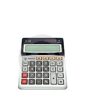 Calculator Stock Photo - Image: 19816180