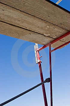 Scaffolding Close Up Royalty Free Stock Images - Image: 19817909