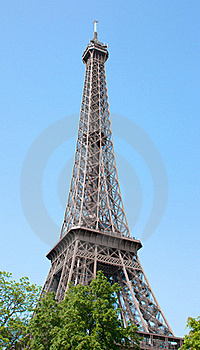 Eiffel Tower Stock Image - Image: 19823651