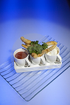 Chicken Finger Royalty Free Stock Photo - Image: 19823715