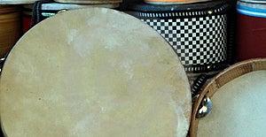 Tambourine Lizenzfreies Stockfoto - Bild: 19826415