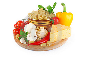 Cook Pasta Stock Photography - Image: 19827552