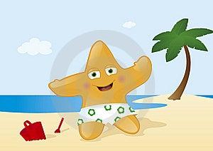 Vacation At Tropical Summer Beach Royalty Free Stock Photography - Image: 19827767