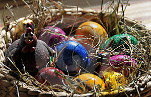 Feature Photo Easter Stock Image - Image: 19829271