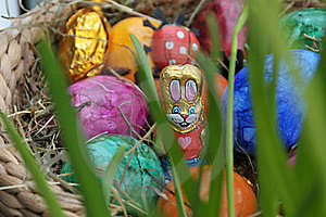 Feature Photo Easter Stock Images - Image: 19829274