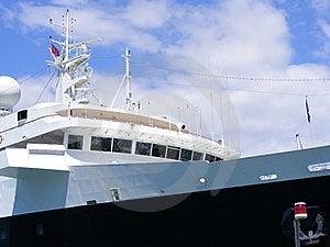 Cruise Ship Stock Image - Image: 19832311
