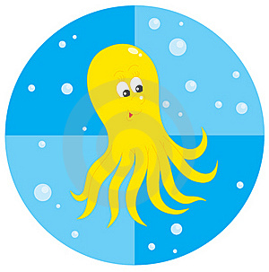 Octopus Royalty Free Stock Photography - Image: 19832627