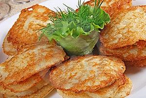 Pancakes 5 Royalty Free Stock Image - Image: 19839066