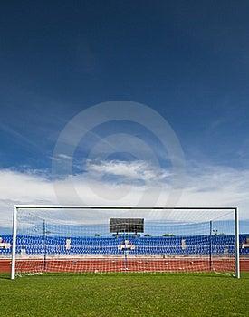Goal Stock Image - Image: 19841231