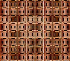 Brick Background Stock Image - Image: 19842001