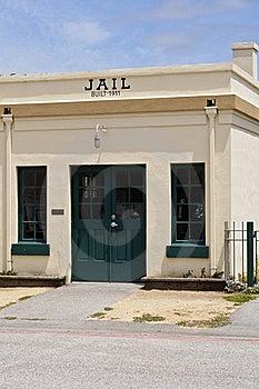 Historic Jail Stock Image - Image: 19842191