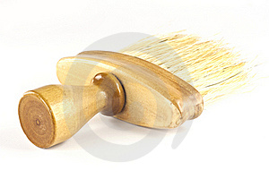 Barber Brush Royalty Free Stock Photo - Image: 19844415