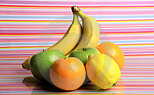 Colourful Fruit Royalty Free Stock Photos - Image: 19850998