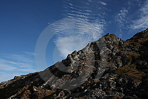 Pico Mountain Top Stock Images - Image: 19852034