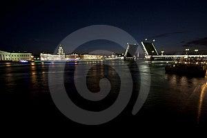 Main Bridge - Saint Petersburg Stock Images - Image: 19852714