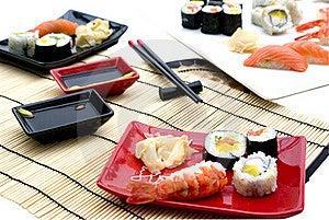 Sushi Snack Stock Photos - Image: 19853103