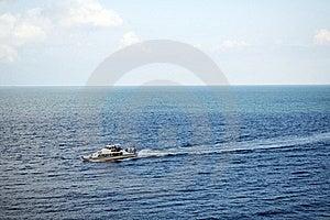 Speed Boat Royalty Free Stock Image - Image: 19854726