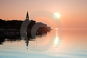 Porec, Croatia Stock Photos - Image: 19854833