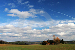 Autumn Landscape Stock Images - Image: 19854994