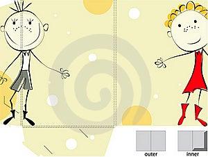 Decorative Folder Stock Image - Image: 19855251