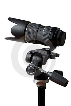 Lens Royalty Free Stock Image - Image: 19855606