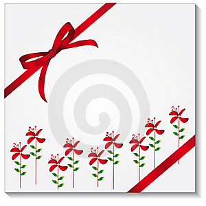 Gift Box With Royalty Free Stock Photos - Image: 19857328