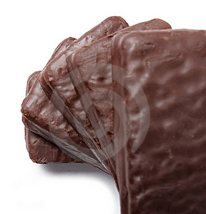 Chocolate Biscuit Stock Photography - Image: 19869092