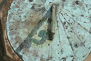 Sundial Stock Photography - Image: 19869962