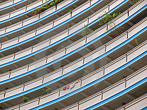 Singapore's Public Housing Royalty Free Stock Photo - Image: 19871005