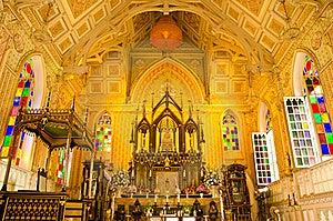 Niwet Thamma Pravat Temple , Ayutthaya, Thailand. Royalty Free Stock Photography - Image: 19872047