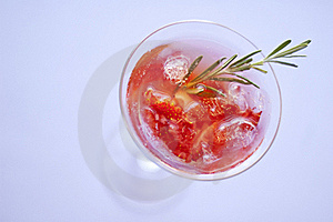 Strawberry Cocktail Royalty Free Stock Photography - Image: 19873257
