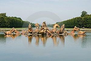 Fountain Of Apollo Royalty Free Stock Photos - Image: 19875608