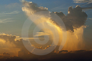 Clouds And Sky Royalty Free Stock Image - Image: 19878406
