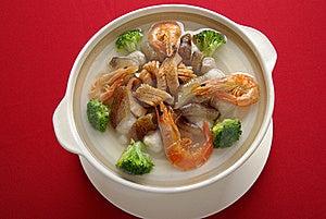 Seafood Soup Stock Photos - Image: 19879543
