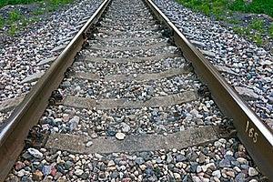 The Railway Stock Photography - Image: 19880062