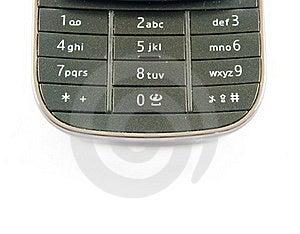 Phone Keypad Royalty Free Stock Photos - Image: 19880698