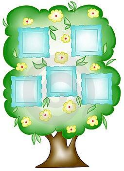 Family Tree. Stock Photography - Image: 19886092