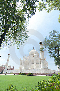 Taj Mahal Stock Photos - Image: 19886783
