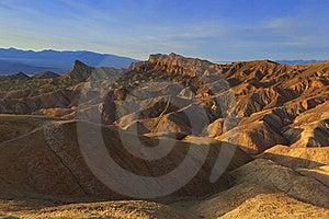 Zabriskie Point Death Valley Royalty Free Stock Image - Image: 19896846