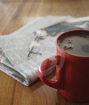 Morning Coffee Royalty Free Stock Photo - Image: 1992585