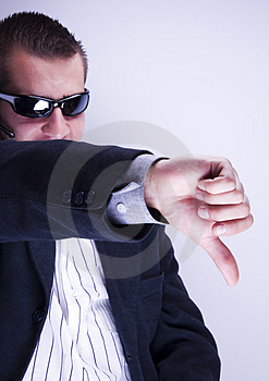 Businessman Royalty Free Stock Images - Image: 1998209