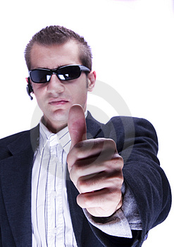 Businessman Royalty Free Stock Image - Image: 1998276