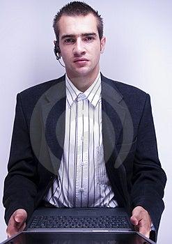 Businessman Royalty Free Stock Image - Image: 1998326
