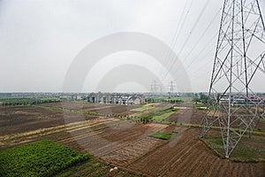 Farmland Stock Photo - Image: 19900410