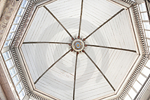 Dome Royalty Free Stock Image - Image: 19901066
