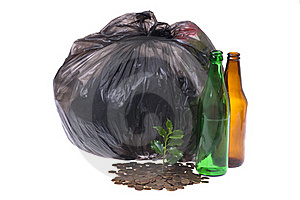 Recycling Glass Stock Images - Image: 19902354