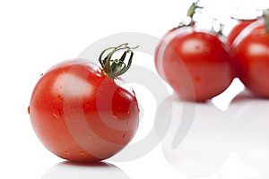 Fresh Red Tomatoes Stock Photography - Image: 19902692