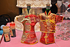Wedding Champaign Royalty Free Stock Photography - Image: 19902787