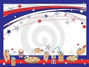 National Hot Dog Day Royalty Free Stock Photo - Image: 19904325