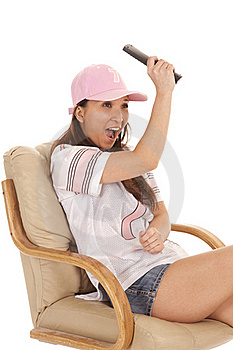 Football Fan Excited Stock Photography - Image: 19906522